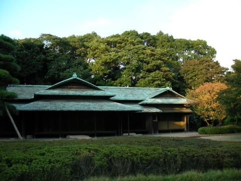 higasi016.JPG 皇居東御苑 諏訪の茶屋