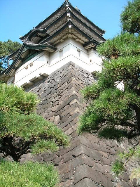 koukyo052.JPG 皇居 富士見櫓アップ